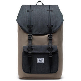 Herschel Little America Rugzak, timberwolf/black denim/black